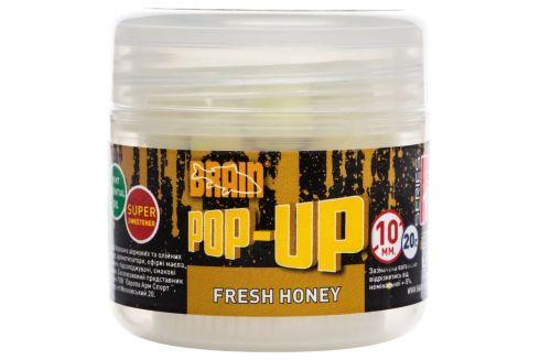 Бойлы Brain Pop-Up F1 Fresh Honey (мёд с мятой) 10мм/ 20г