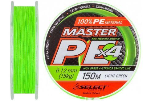 Шнур Select Master PE 150м/ 0.12мм